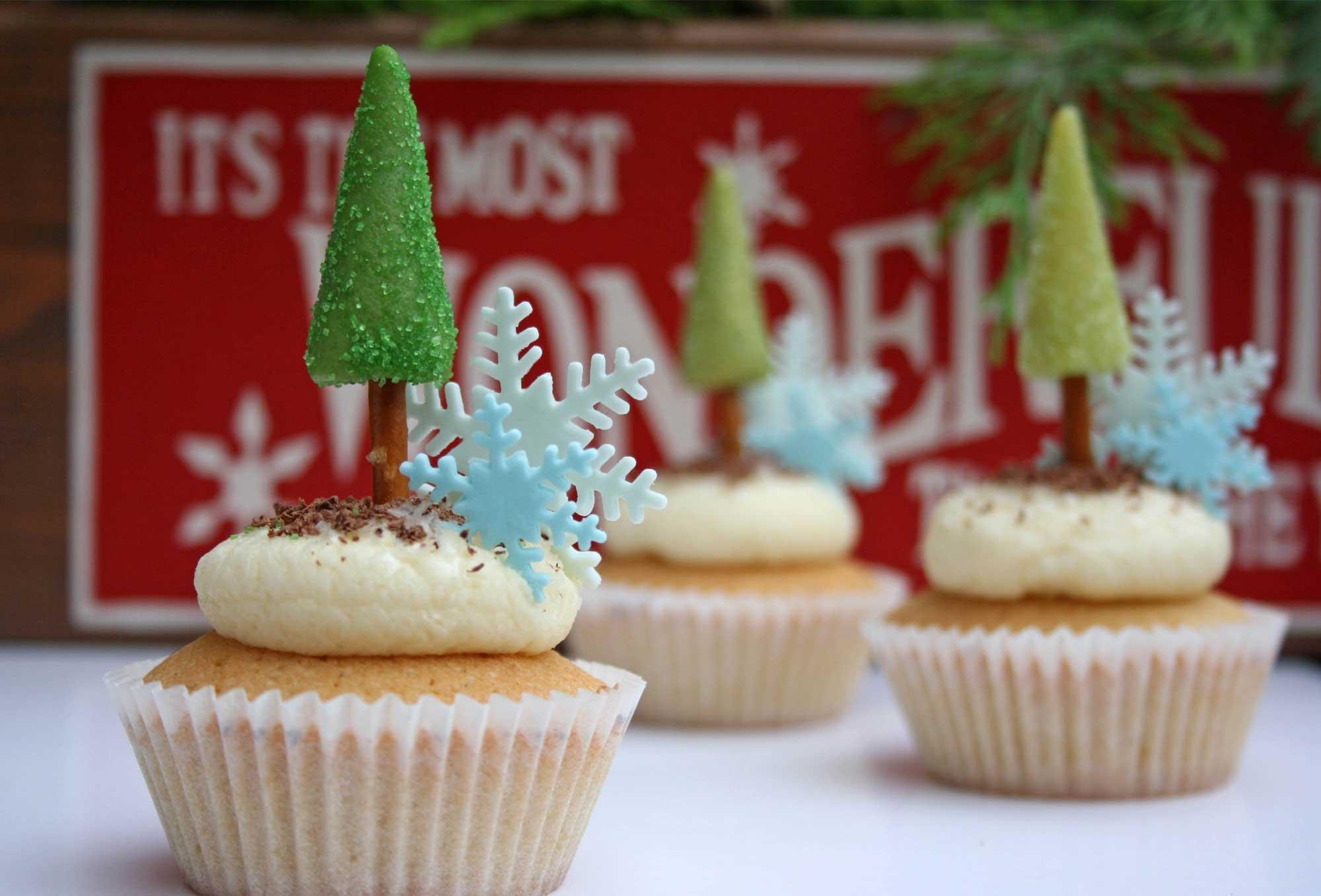 Christmas Cupcakes Workshop Martinaannmartinaann