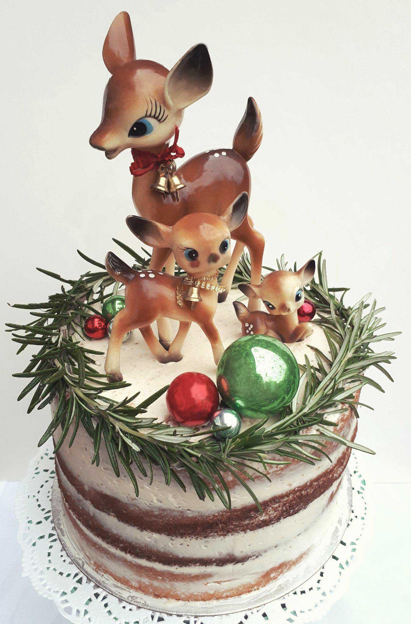 Merry Christmas Cake Martinaann